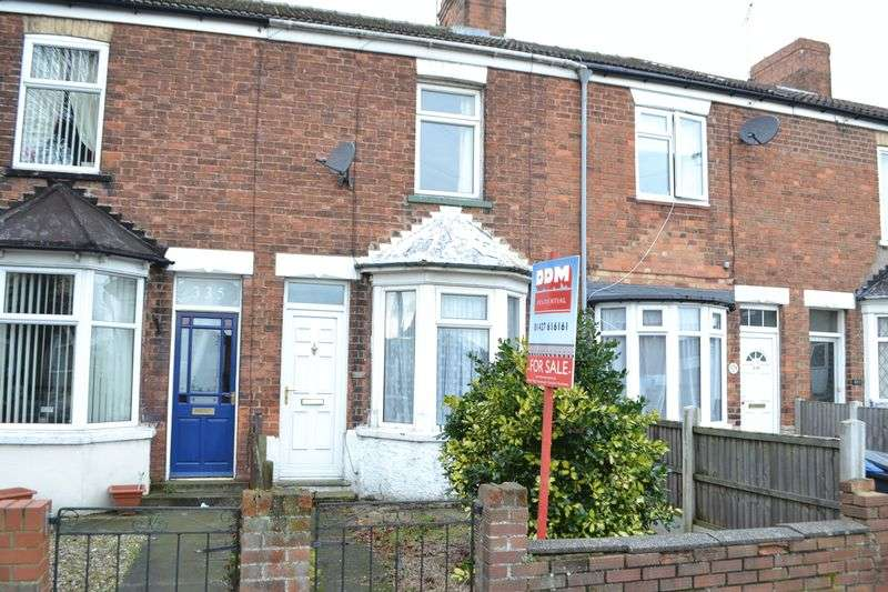 3 Bedrooms Terraced House for sale in Ropery Road, Gainsborough