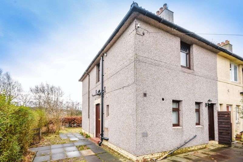 2 Bedrooms Terraced House for sale in Park Road, Rosyth