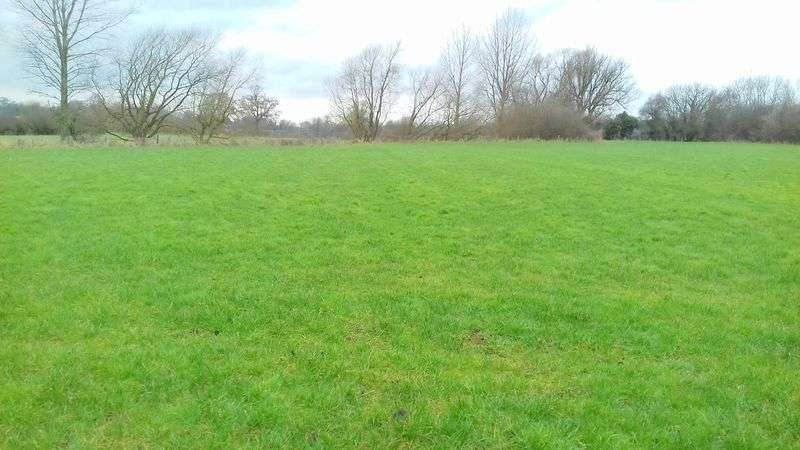 Property for sale in 21.58 acres (8.733 hectares) of Pasture Land off Field Lane, Leigh, Uttoxeter