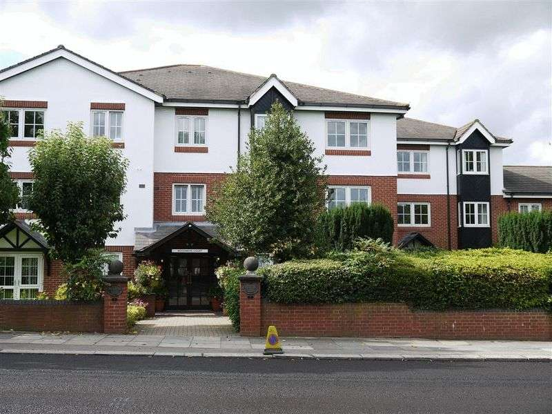 1 Bedroom Retirement Property for sale in Southgate N14