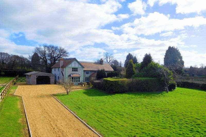 4 Bedrooms Detached House for sale in The Croft, Cotes Heath, Stafford