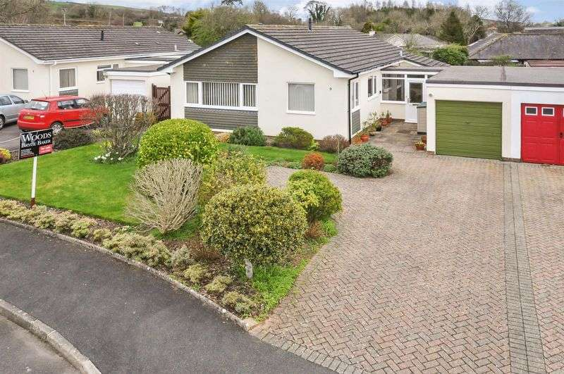 3 Bedrooms Detached Bungalow for sale in Orchard Way, Stoke Gabriel, Totnes