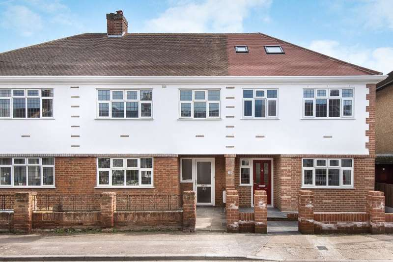 3 Bedrooms Terraced House for sale in Minniedale, Surbiton KT5