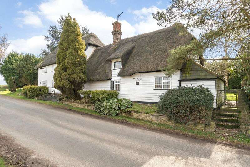 4 Bedrooms Unique Property for sale in Nuthampstead, Royston, Hertfordshire, SG8