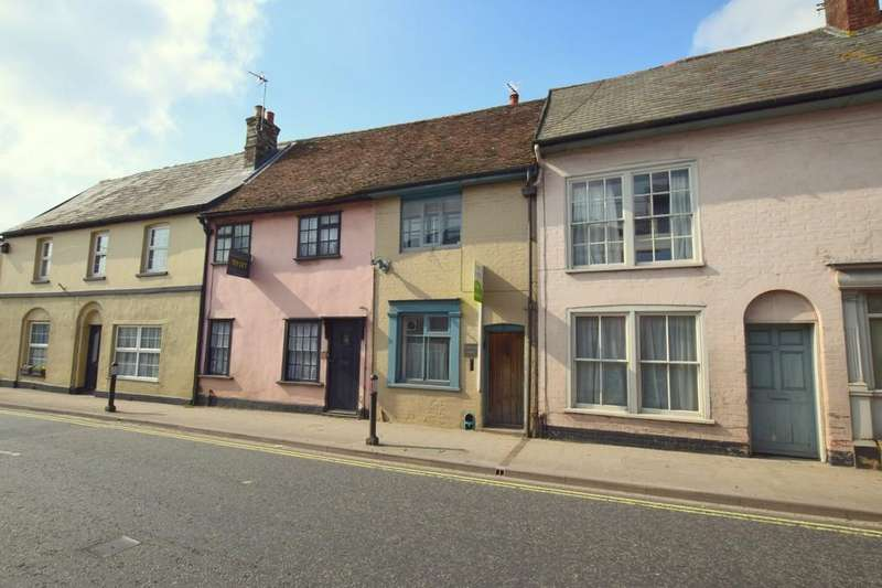 2 Bedrooms Cottage House for sale in Cross Street, Sudbury