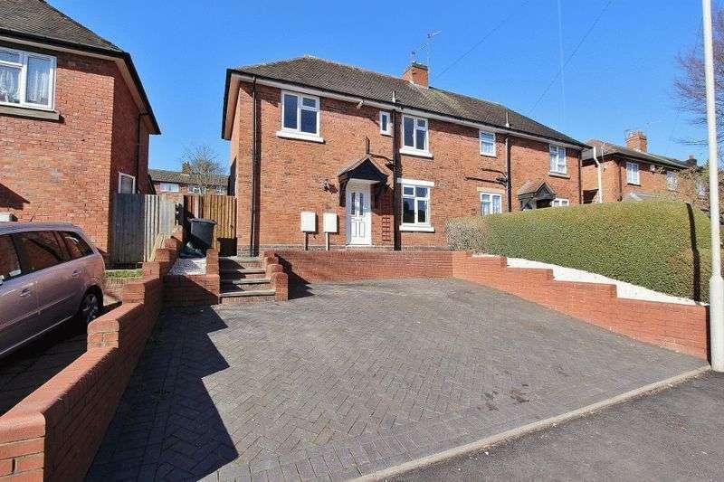 3 Bedrooms Semi Detached House for sale in Glen Road, Dudley