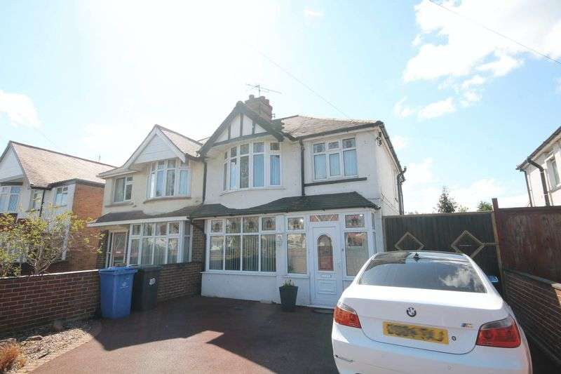 4 Bedrooms Semi Detached House for sale in WORDSWORTH AVENUE, SINFIN