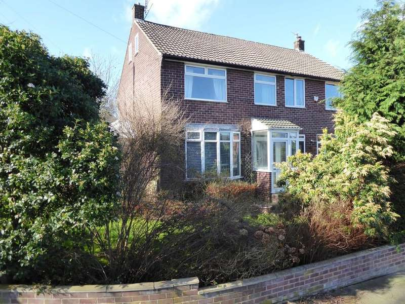 4 Bedrooms Semi Detached House for sale in Petrie Street, Rodley
