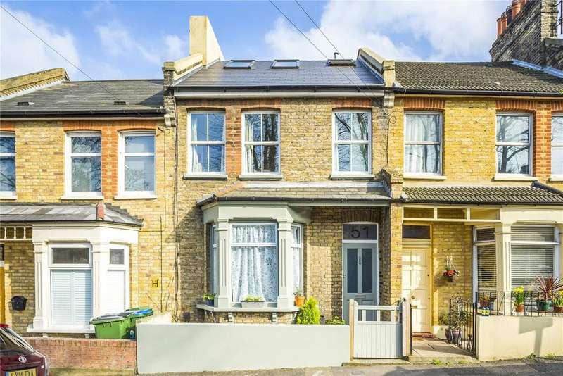 4 Bedrooms Terraced House for sale in Siebert Road, London, SE3