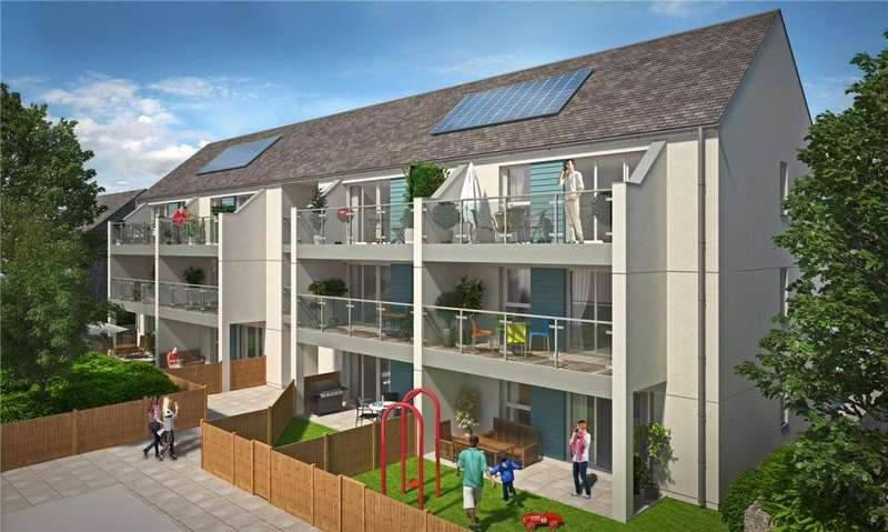 2 Bedrooms Flat for sale in Chapel Walk Mews, North Parade, Camborne