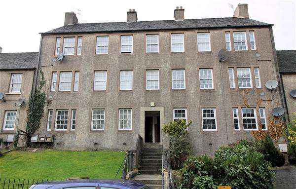 2 Bedrooms Flat for sale in Morris Terrace, Stirling