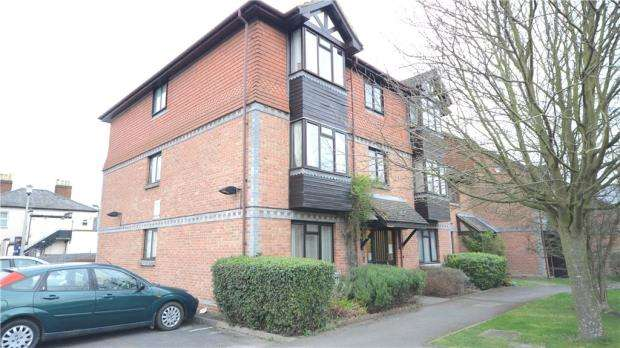 1 Bedroom Apartment Flat for sale in Granby Court, Reading, Berkshire