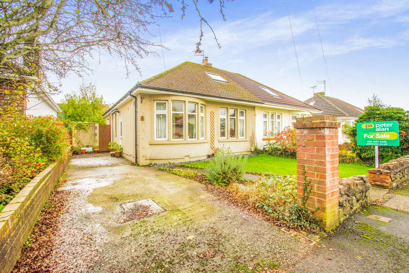 3 Bedrooms Semi Detached Bungalow for sale in Park Avenue, Whitchurch, Cardiff