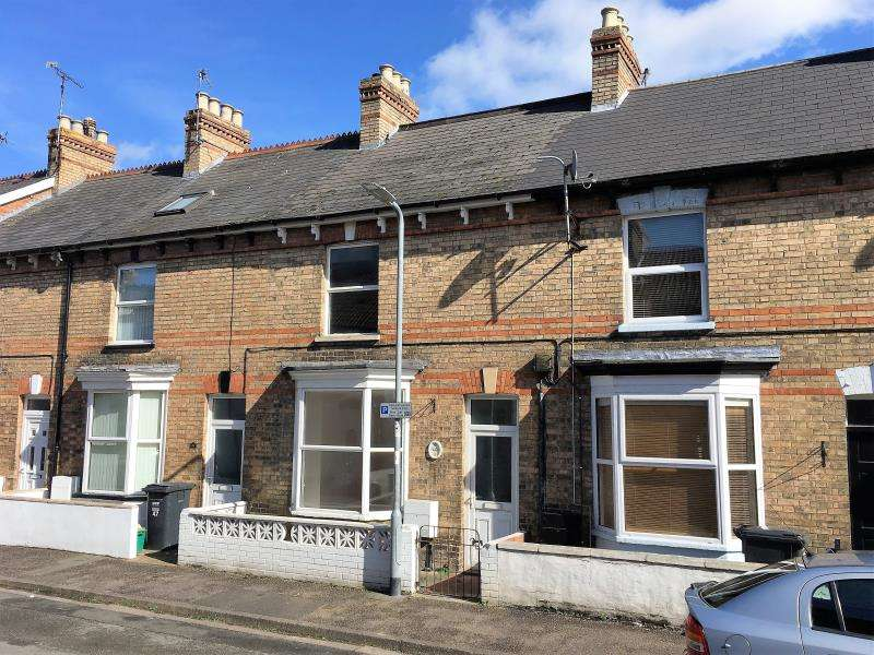 3 Bedrooms Terraced House for sale in Grays Road, Taunton, Somerset