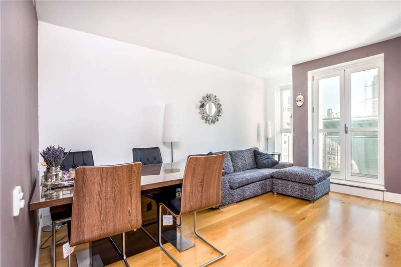 1 Bedroom Flat for sale in Eaton House, 38 Westferry Circus, London, E14