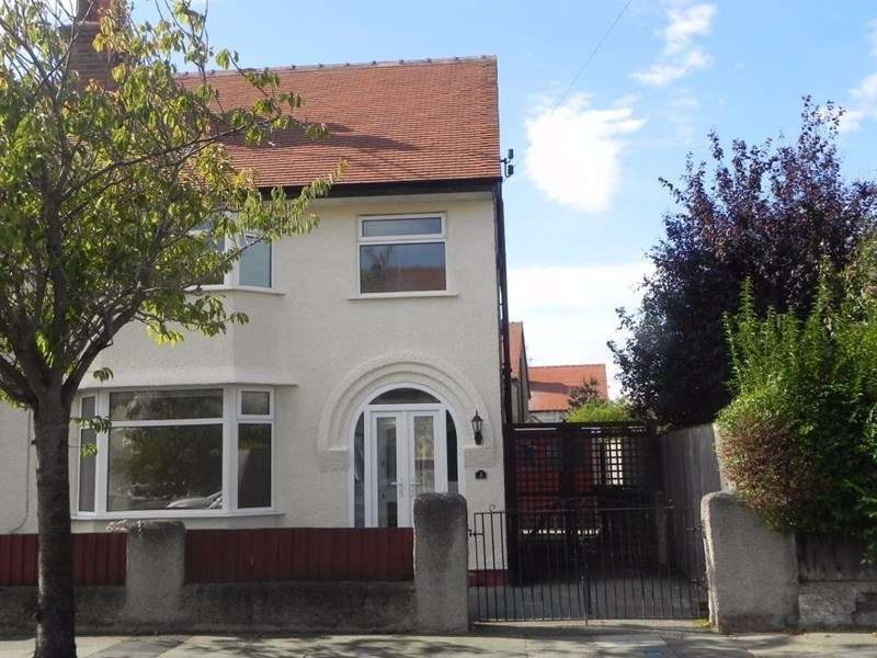 3 Bedrooms Semi Detached House for rent in Lyndhurst Road, Meols