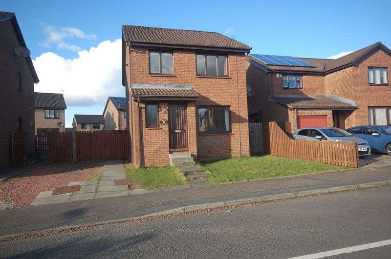 3 Bedrooms Detached House for sale in 27, Robertson Way, Livingston EH54 8RE