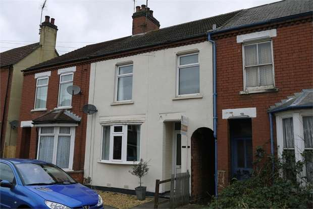 2 Bedrooms Terraced House for sale in Nichols Street, Desborough, Kettering, Northamptonshire