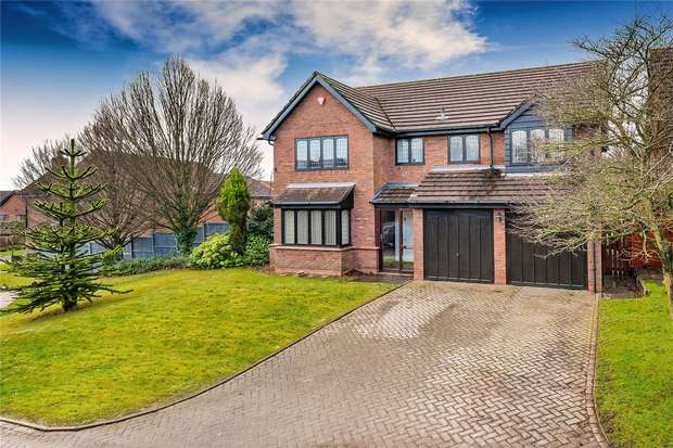 4 Bedrooms Detached House for sale in 4 Walsh Close, Priorslee, Telford, Shropshire