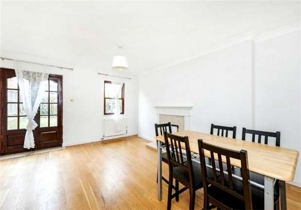 3 Bedrooms Terraced House for sale in Furness Road, Kensal Green, London