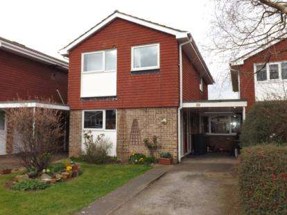 4 Bedrooms Link Detached House for sale in Bisham Drive, West Bridgford, Nottingham