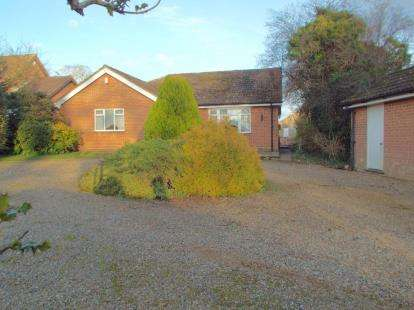 2 Bedrooms Bungalow for sale in Costessey, Norwich, Norfolk