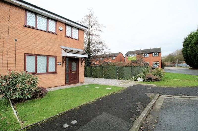 3 Bedrooms Semi Detached House for sale in Old Boundary Way, Ormskirk