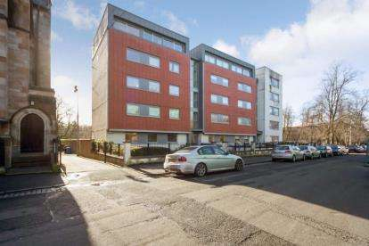 2 Bedrooms Flat for sale in Balvicar Street, Glasgow, Lanarkshire