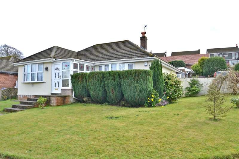 2 Bedrooms Detached Bungalow for sale in Borrowdale Avenue, Gatley