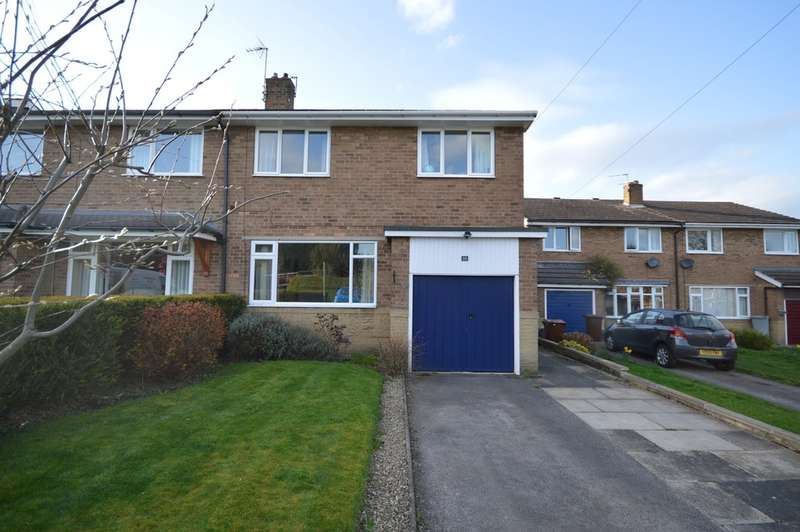 4 Bedrooms Semi Detached House for sale in Sandal Cliff, Sandal, Wakefield