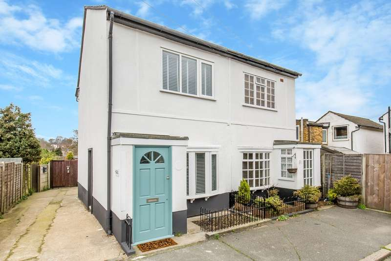 3 Bedrooms Semi Detached House for sale in Bynes Road, South Croydon, CR2 0PY