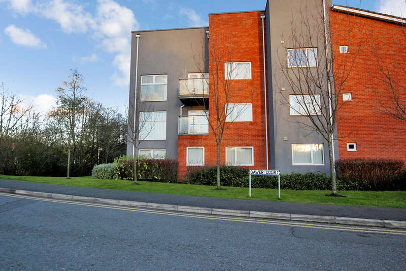 2 Bedrooms Flat for sale in Gawer Court, Chester