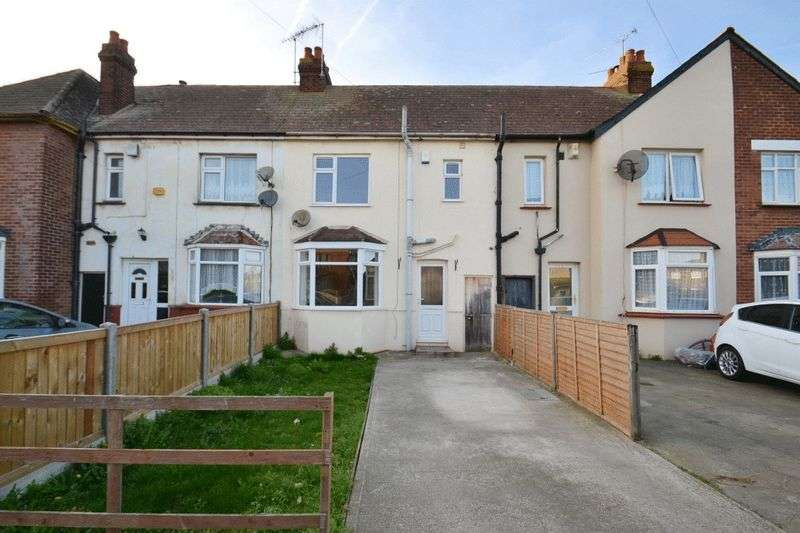 3 Bedrooms Terraced House for sale in St Georges Avenue, Sheerness