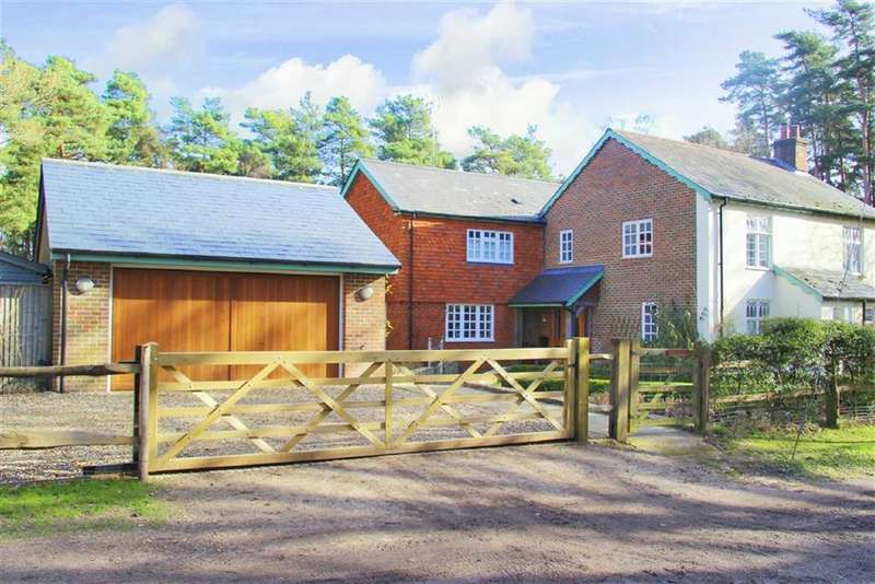 3 Bedrooms Property for sale in Charles Hill, Tilford, Farnham