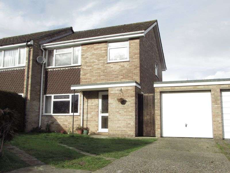 3 Bedrooms Semi Detached House for sale in Balfour Crescent, Newbury