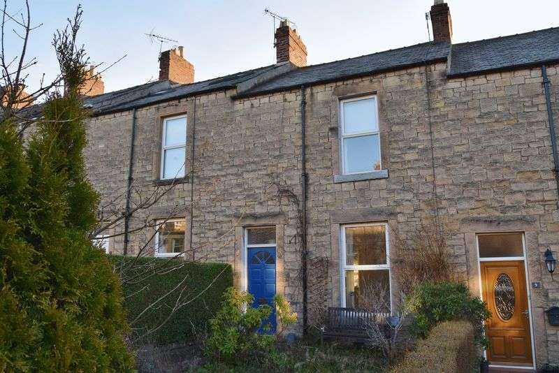 2 Bedrooms Terraced House for sale in Windsor Terrace, Hexham