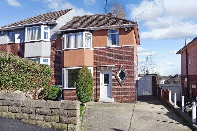 3 Bedrooms Semi Detached House for sale in Cookswood Road, Sheffield, South Yorkshire S3