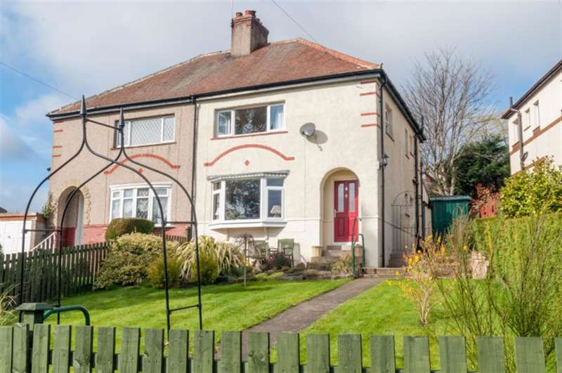 3 Bedrooms Semi Detached House for sale in Acres Hall Avenue