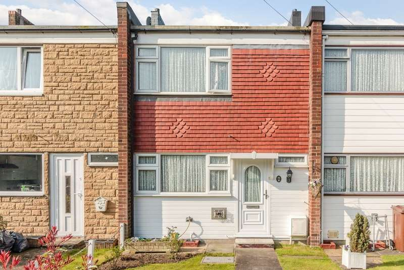 2 Bedrooms Terraced House for sale in Rowan Way, Romford, RM6 5PL