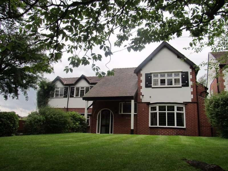 4 Bedrooms Detached House for sale in Higher Lane, Whitefield, MANCHESTER, M45