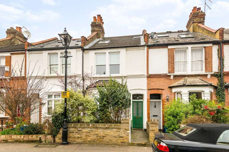 3 Bedrooms Terraced House for sale in Sherland Road, Twickenham, TW1