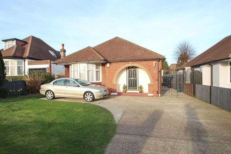 2 Bedrooms Detached Bungalow for sale in Upton Road, Bexley
