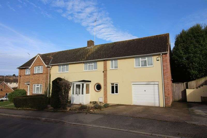4 Bedrooms Semi Detached House for sale in Orchard Vale, Ilminster