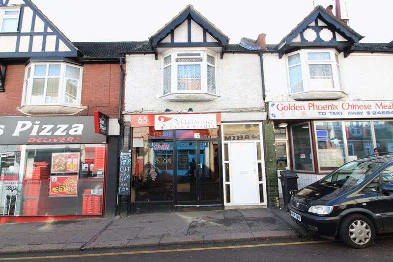 1 Bedroom Commercial Property for sale in Freehold retail unit with one bedroom apartment above