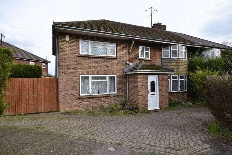 5 Bedrooms Property for sale in St Johns Road, Saints Estate, Milton Keynes