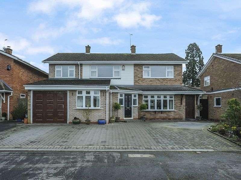 5 Bedrooms Detached House for sale in Ferndale Park, Pedmore, Stourbridge