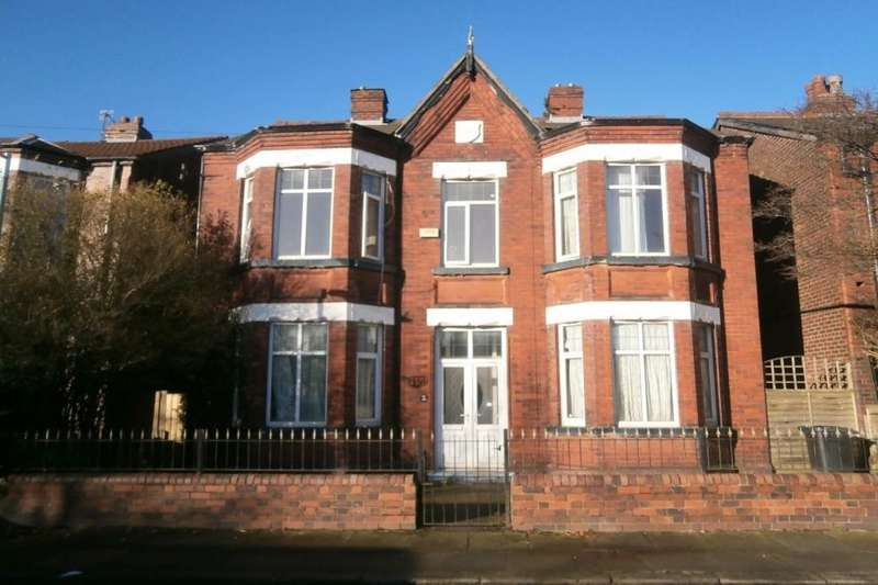 5 Bedrooms Detached House for sale in Acresfield Road, Salford, M6
