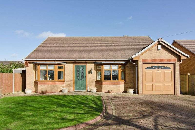 2 Bedrooms Detached Bungalow for sale in Paviors Road, Burntwood