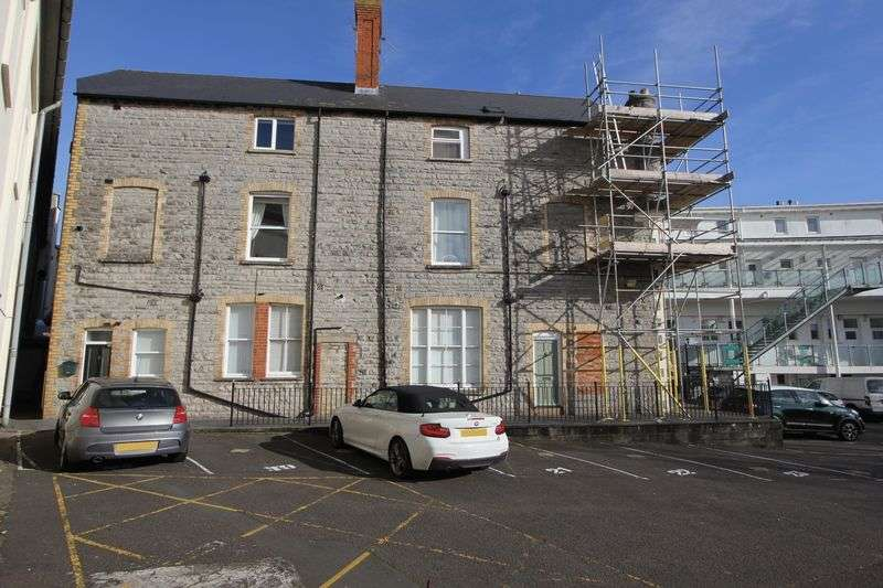1 Bedroom Flat for sale in Washington House, Stanwell Road, Penarth