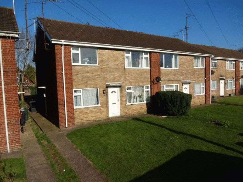 2 Bedrooms Flat for sale in Canterbury Close, Luton